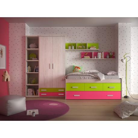 Dormitorio Juvenil Avanti 04