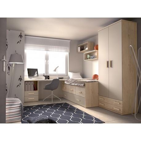 Dormitorio Juvenil Avanti 05