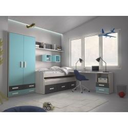 Dormitorio Juvenil Avanti 06