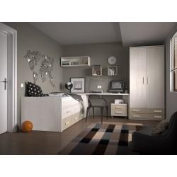 Dormitorio Juvenil Avanti 09