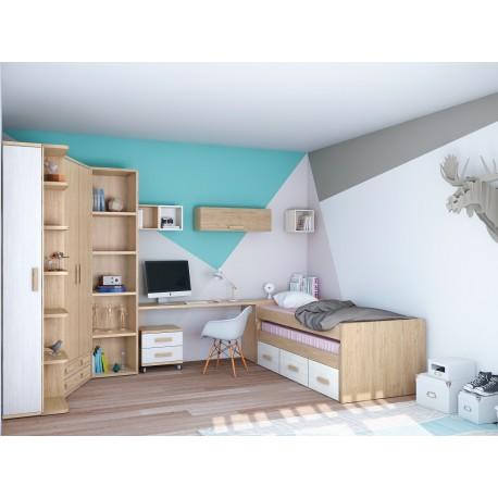 Dormitorio Juvenil Avanti 13