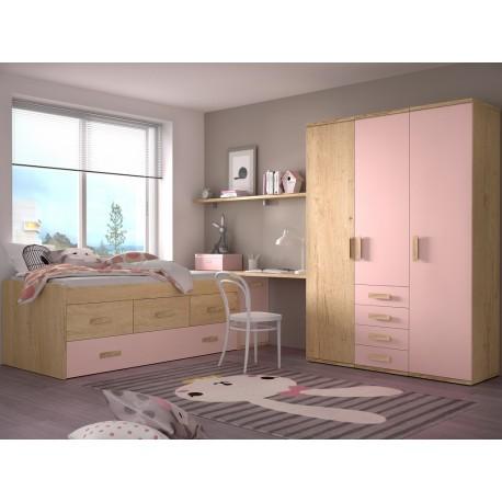 Dormitorio Juvenil Avanti 16