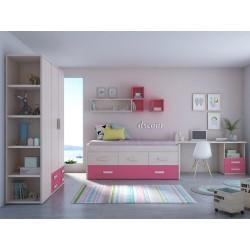 Dormitorio Juvenil Avanti 19
