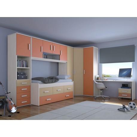 Dormitorio Juvenil Avanti 23