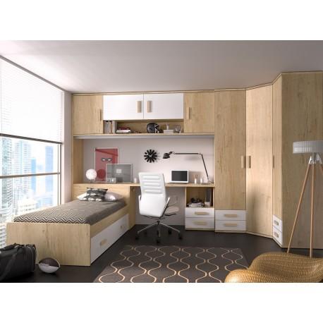 Dormitorio Juvenil Avanti 31