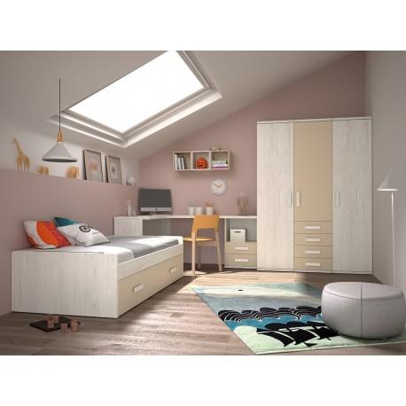 Dormitorio Juvenil Avanti 32