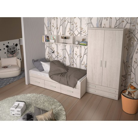 Dormitorio Juvenil Avanti 33