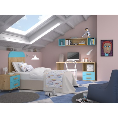 Dormitorio Juvenil Avanti 35
