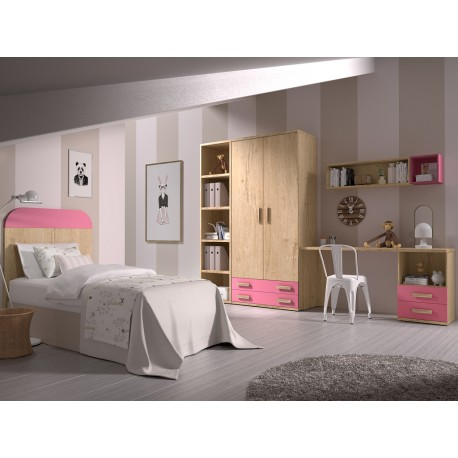 Dormitorio Juvenil Avanti 36