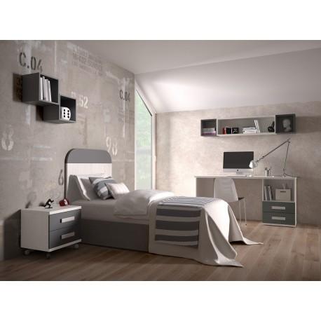 Dormitorio Juvenil Avanti 37