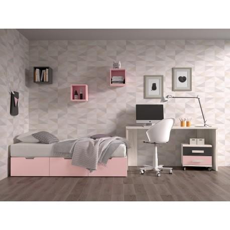 Dormitorio Juvenil Avanti 42