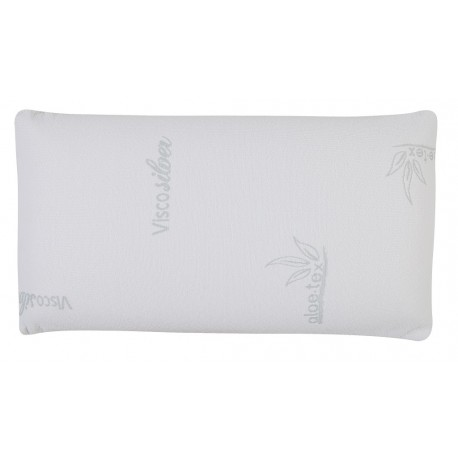 Almohada visco silver