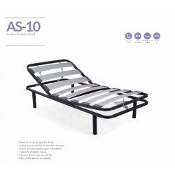 Cama AS-10 Manual